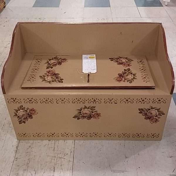 Child Bench Toybox