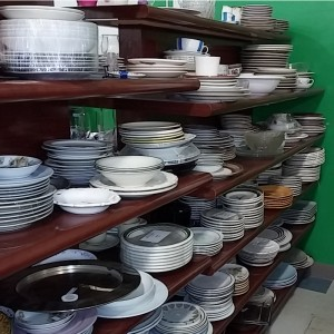 Dishes Aisle