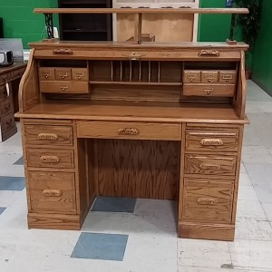 Executive Rolltop Desk