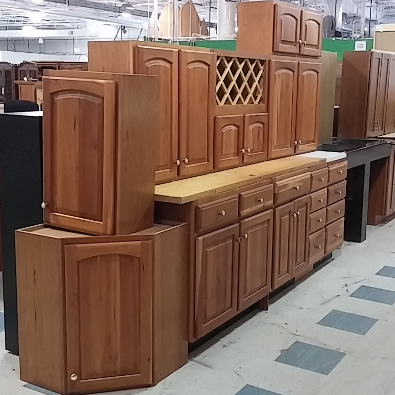Restore Kitchen Cabinets: Habitat For Humanity Cabinets