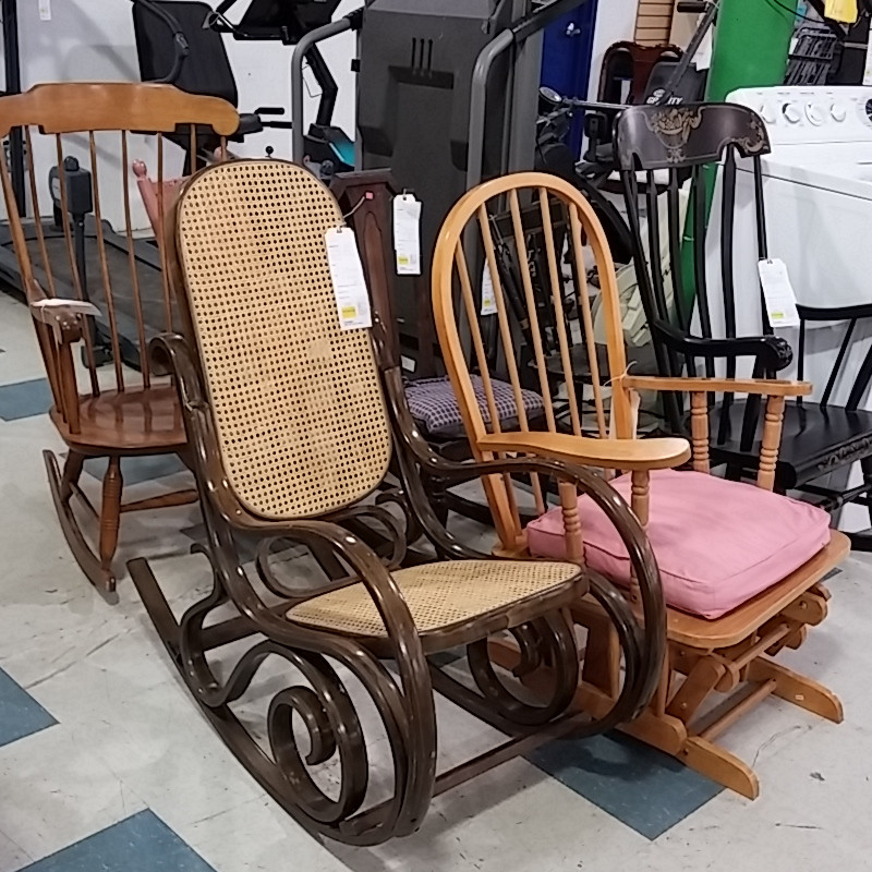 Rocking Chair Selection Morris Habitat For Humanity Restore