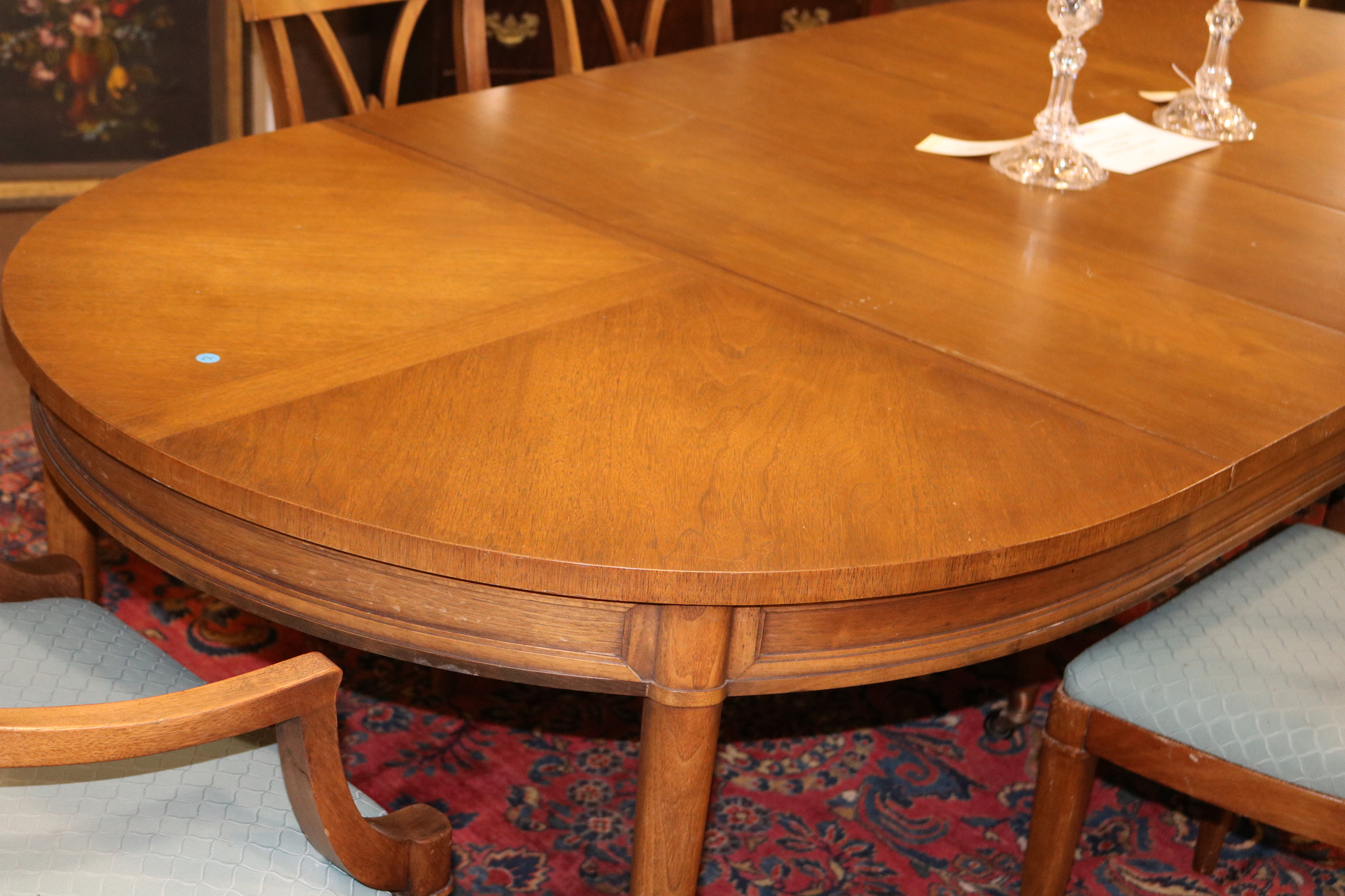 Henredon Furniture Vintage Dining Table