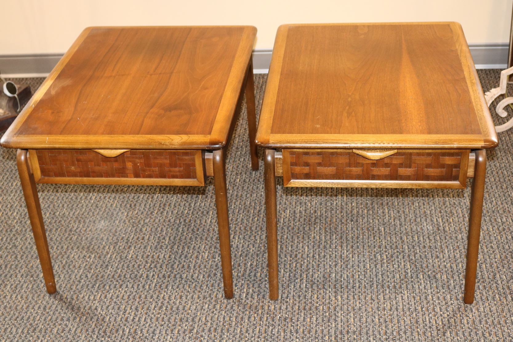 Ordinaire ... Lane End Tables Mid Century Modern