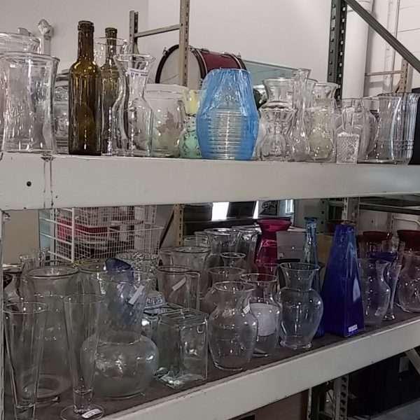 Glassware -Vases