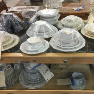 Dishware & china sets