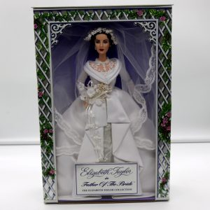 Elizabeth Taylor in Father of the Bride Doll (Mattel, 2000) Complete